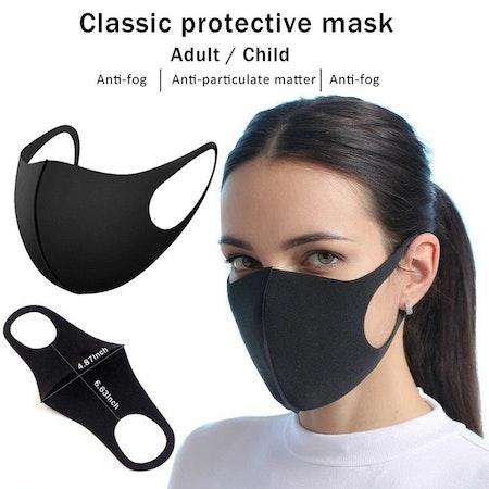 Munskydd (  3 pack ) - Heltäckande mask