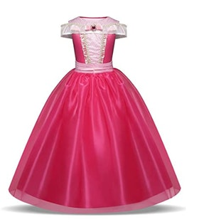 Prinsessklänning Rosa