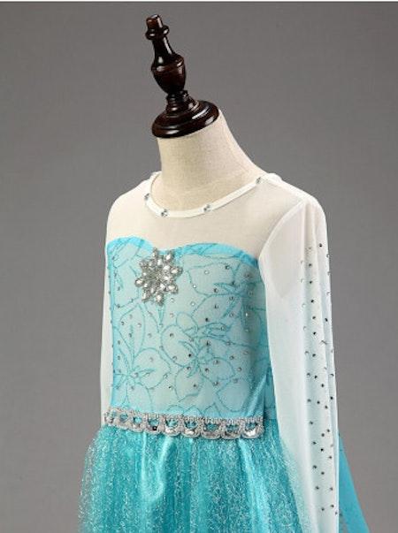 Frost prinsessklänning