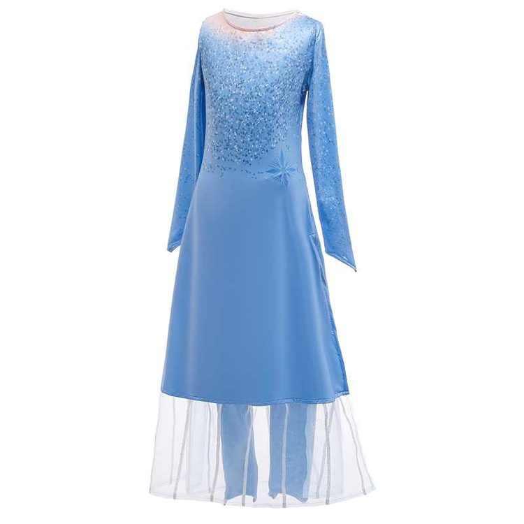 Frost prinsessklänning 2 delad