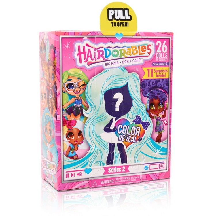 Hairdorables dolls Season 2