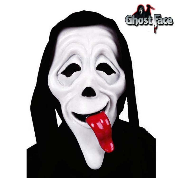 Scary Movie Ghostface Mask Maskerad Halloween