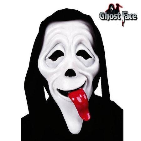 Scary Movie Ghostface Mask Maskerad Halloween