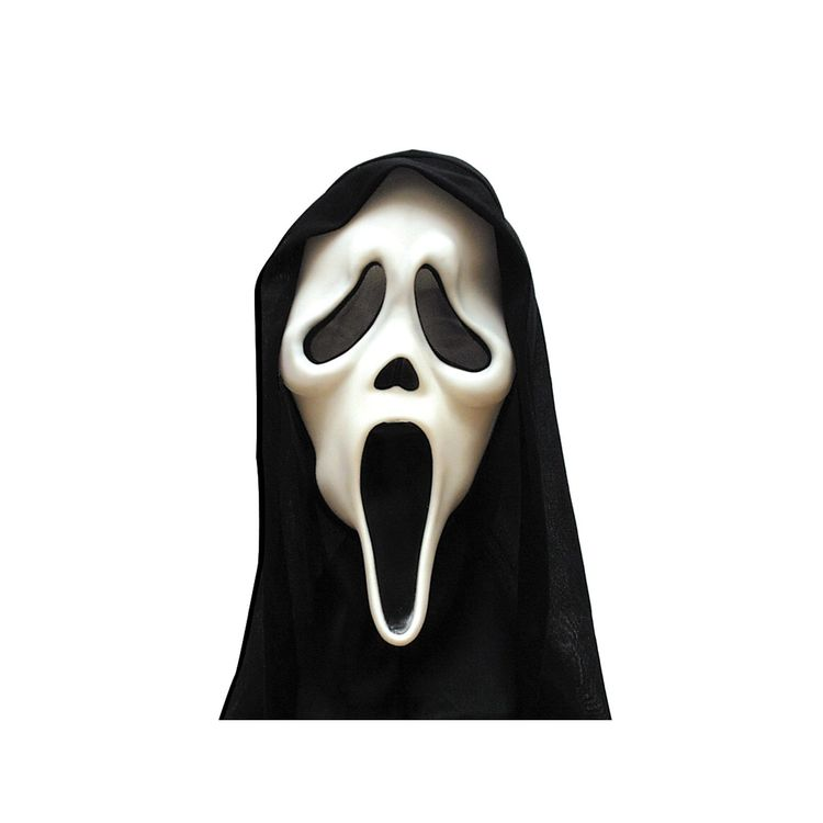 Scream Mask Maskerad Halloween