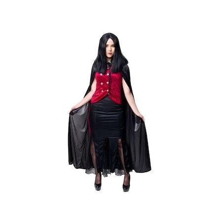 Vampyra Maskeraddräkt Halloween