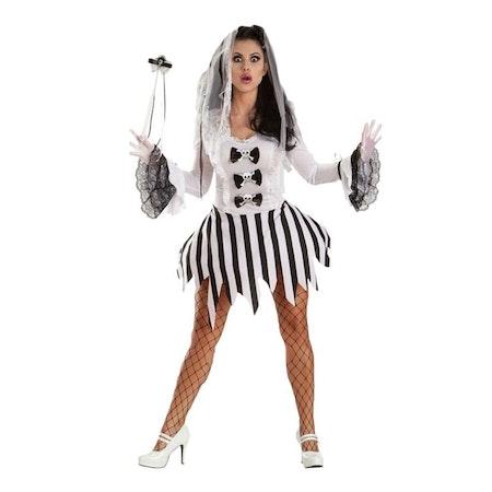 Corpse klänning Maskeradkläder Halloween
