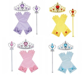 Prinsess set Maskerad