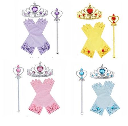 Prinsess set Maskerad