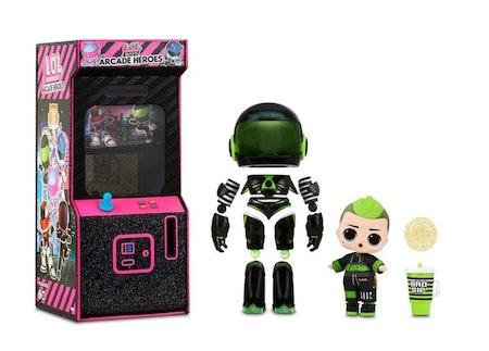 L.O.L. Surprise! Boys Arcade Heroes 15 Överaskningar
