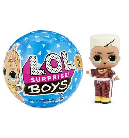 L.O.L. Surprise Boys wave