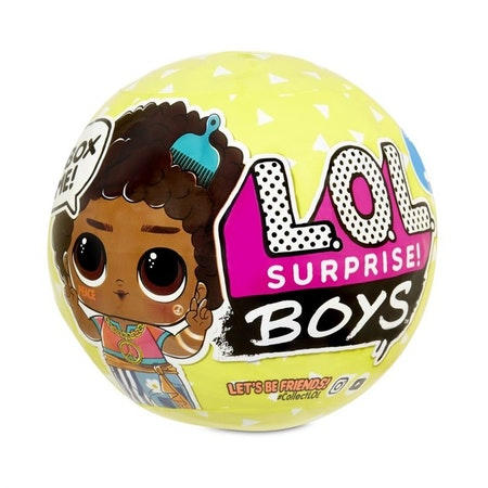 L.O.L. Surprise! Boys 12 olika Varianter
