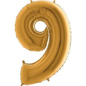 Sifferballong Guld 6 eller 9