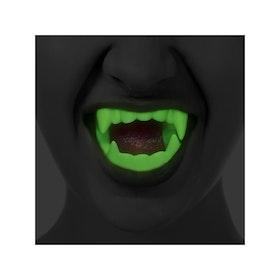 Dracula Tänder  Självlysande Halloween