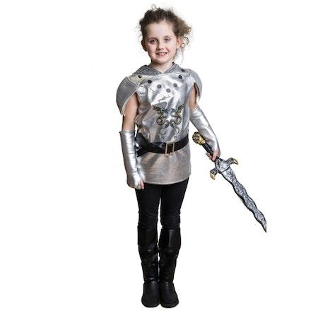 Drakkrigare Maskeraddräkt Barn