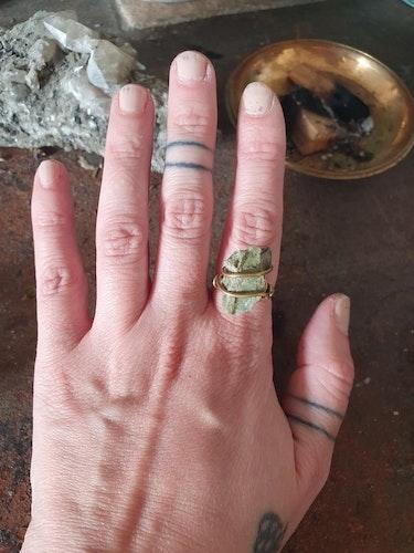 Ida, ring