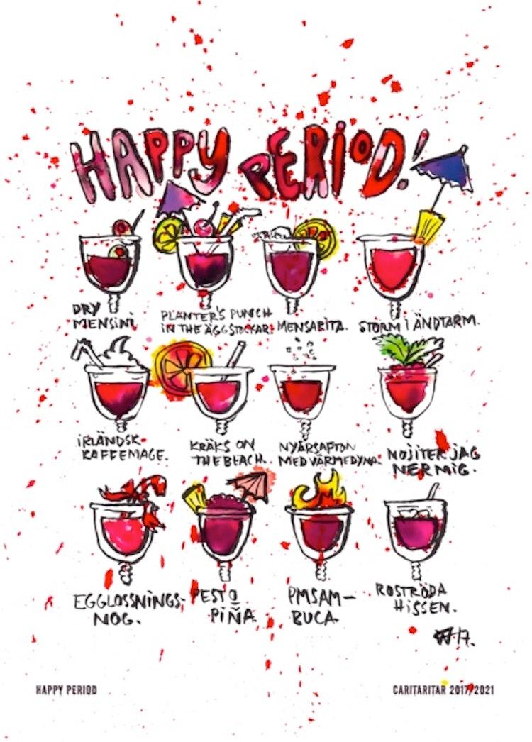 HAPPY PERIOD