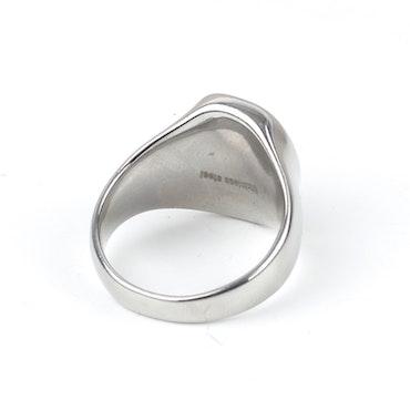 Men Ring Carter Silver