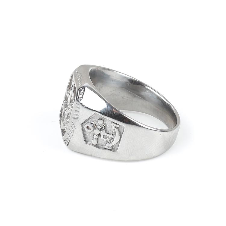Ring Samuel Silver Man