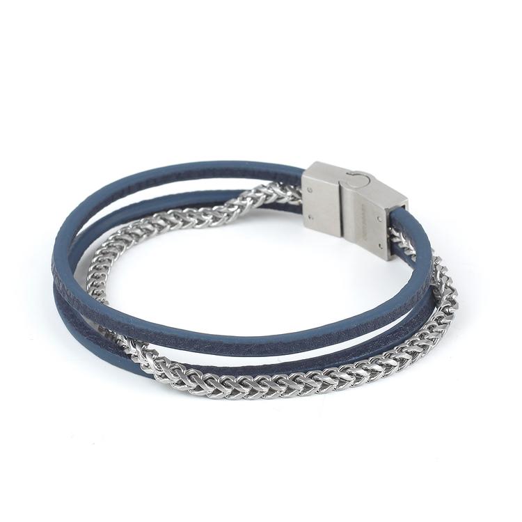 Bracelet Jayden Blue Gray