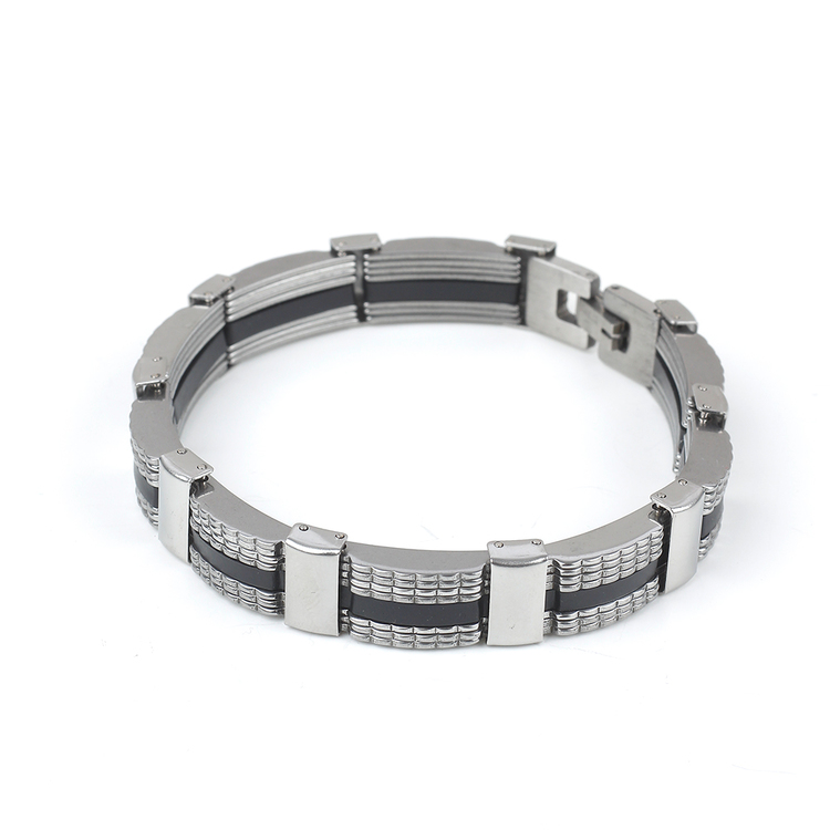 Steel Bracelet Mateo Men