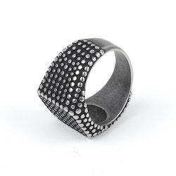 Dark Gray Aiden Ring Men