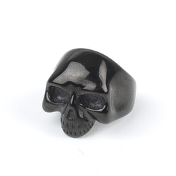 Black Skull Ring Men