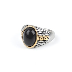 Men Ring Jacob Gold Silver