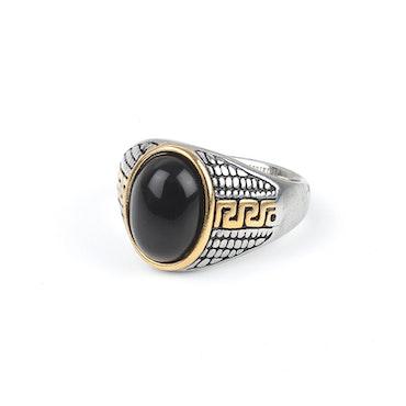 Men Ring Jacob Gold Silver