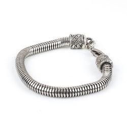 Men Bracelet Michael Silver