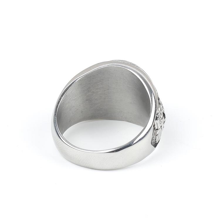Ring Justin Men Silver