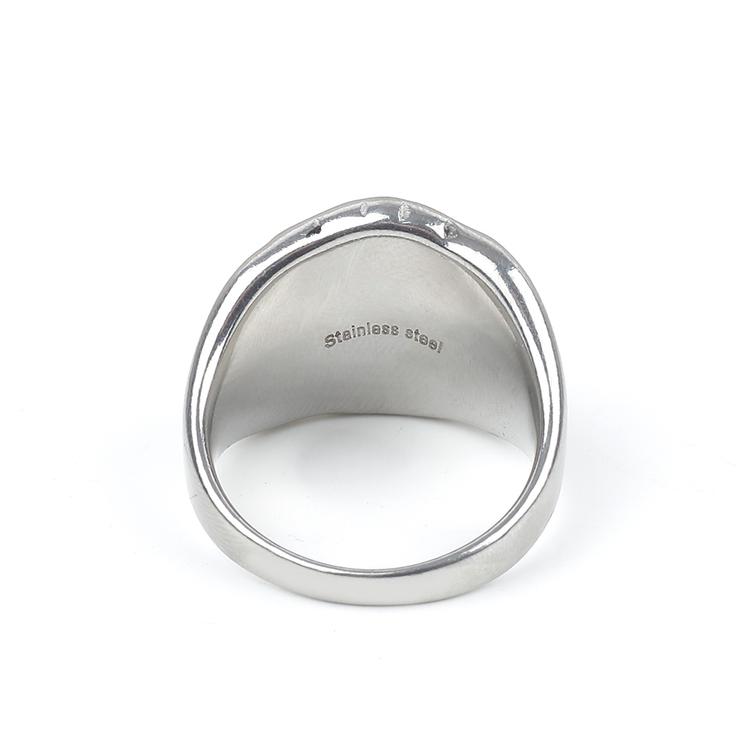 Ring Men Kai Silver