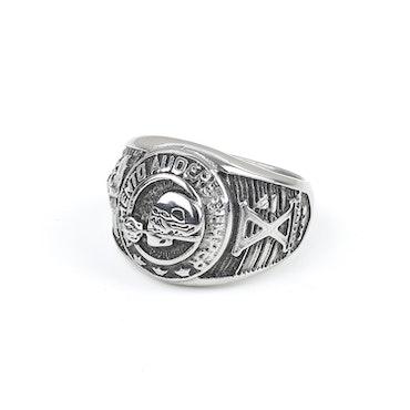 Ring Kingston Men Silver