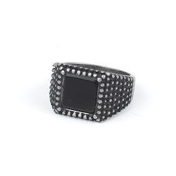Ring Ryker Dark Steel