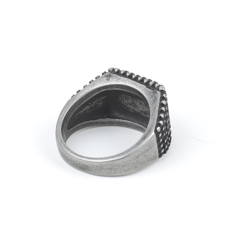 Ring Ryker Dark Steel