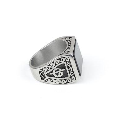 Ring Men Max Silver