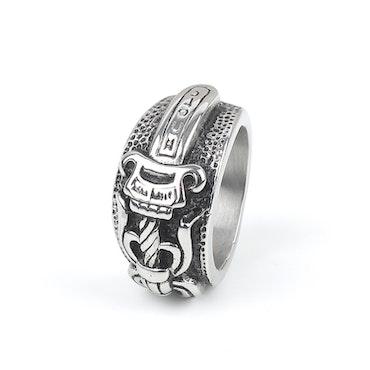 Ring Men Blake Silver