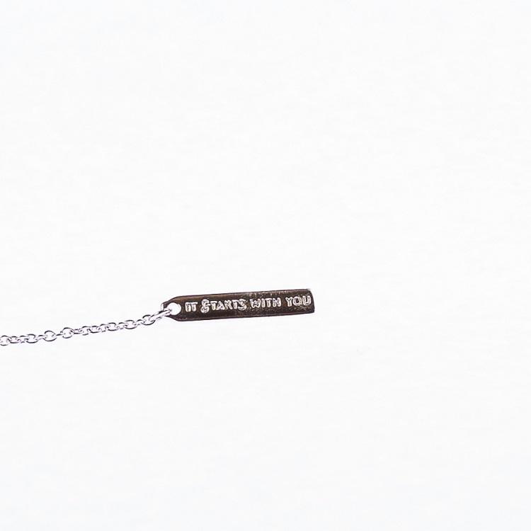 By Björk silverarmband med sten och två kulor av smyckesdesigner Sofia Björk