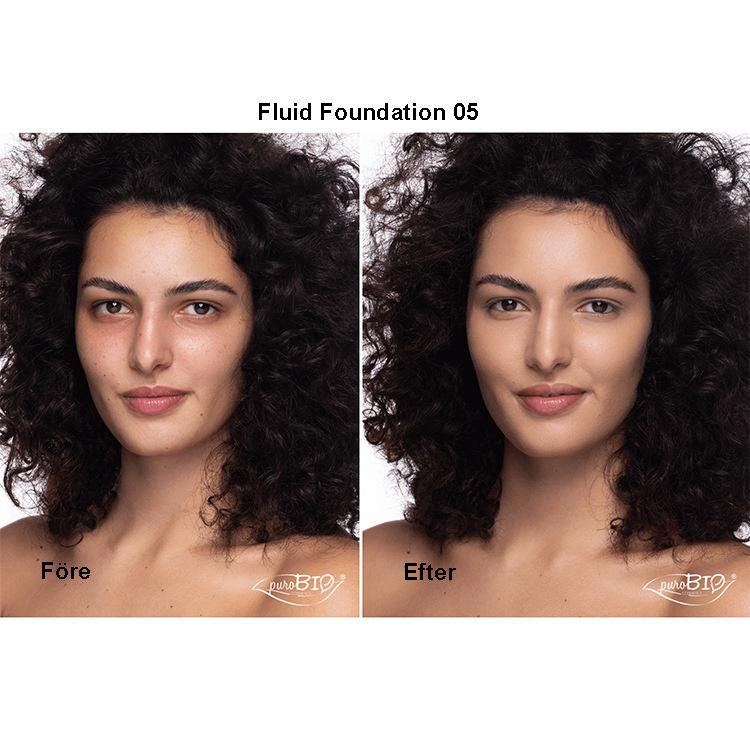 Fluid Foundation 05