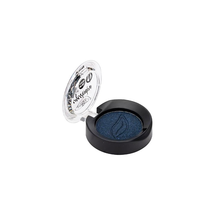 Eyeshadow 20 Shimmery night-blue