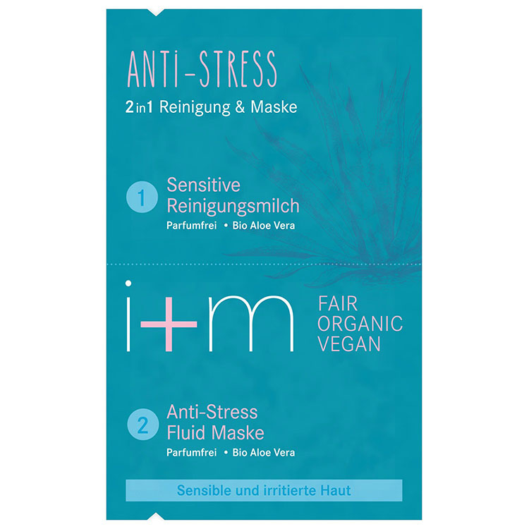 Anti Stress 2in1 Mask Perfume free