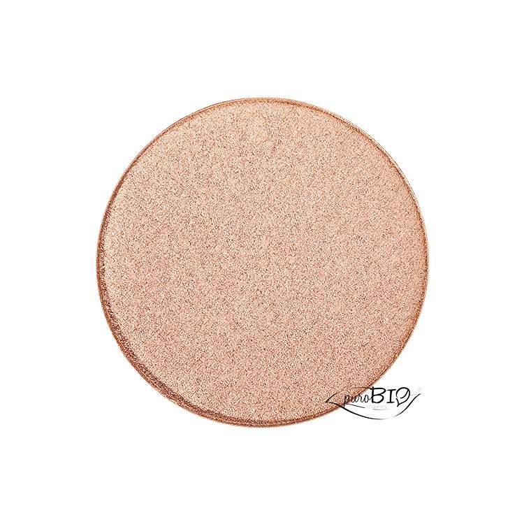 Highlighter Shimmer Rose Gold 04