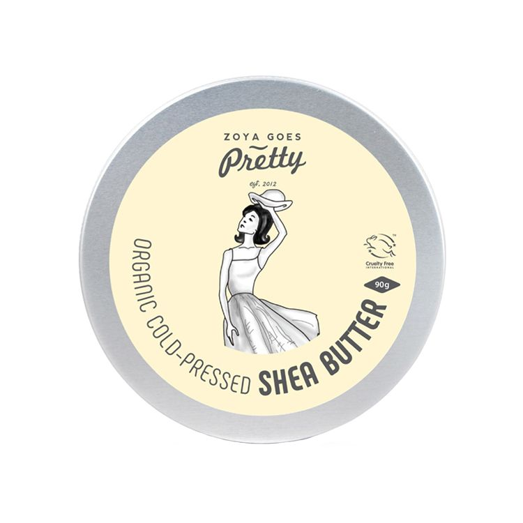 Pure Shea Butter 90gr