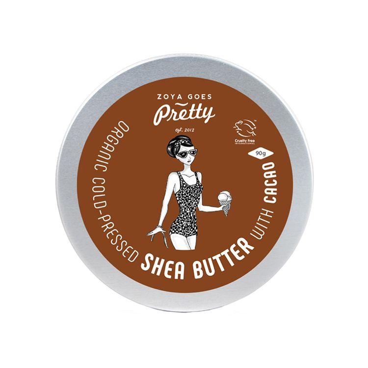 Shea & Cacao Butter 90gr