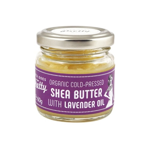 Shea Butter & Lavender Oil 60gr