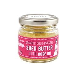 Shea Butter & Rose Oil 60gr