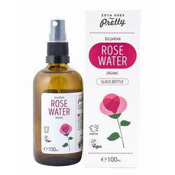 Rose Water 100ml glasflaska