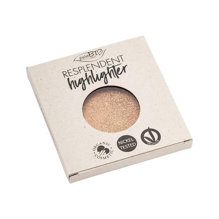 Highlighter Shimmer Copper 03