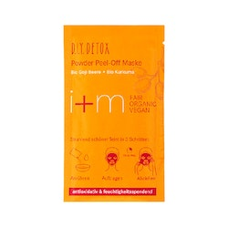 Detox Powder Peel-Off Mask Goji Turmeric