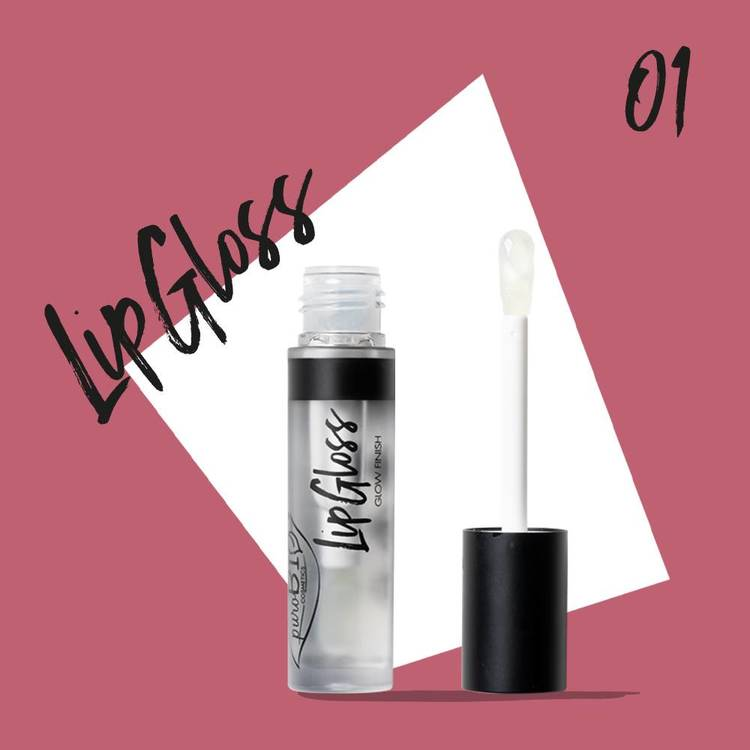 Lip Gloss 01 Transparent