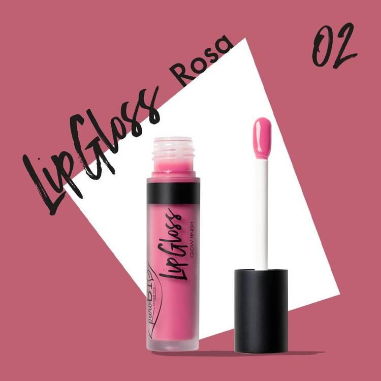 Lip Gloss 02 Pink